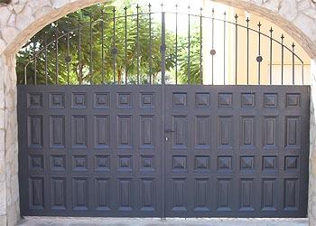 Carpinteria Metálica Jucar - Puertas garaje - photo#42